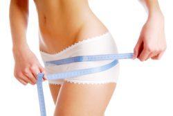 measuring of hips